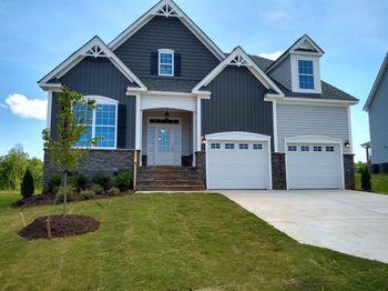 Oak Park | Home Builders Garner NC | Royal Oaks Homes