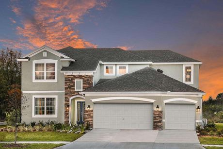 Waterleaf | Riverview New Homes | Holiday Builders