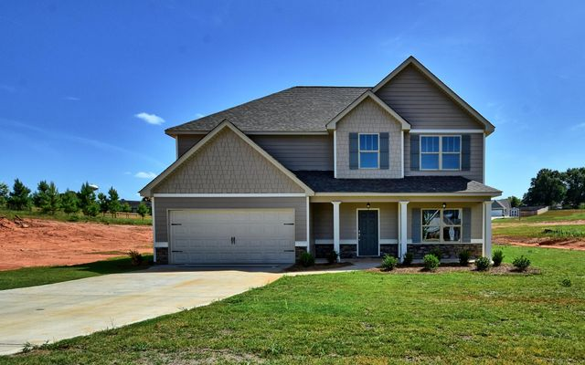 Deer Springs New Home Community Harris County Ga